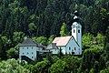 Ebenthal Gurnitz Propstei und Pfarrkirche 14062007 03.jpg