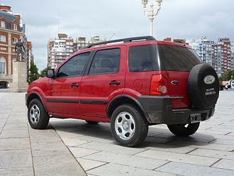 Ford EcoSport - Ford EcoSport