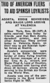 Eddie August Schneider in the Lewiston Daily Sun on November 21, 1936.png