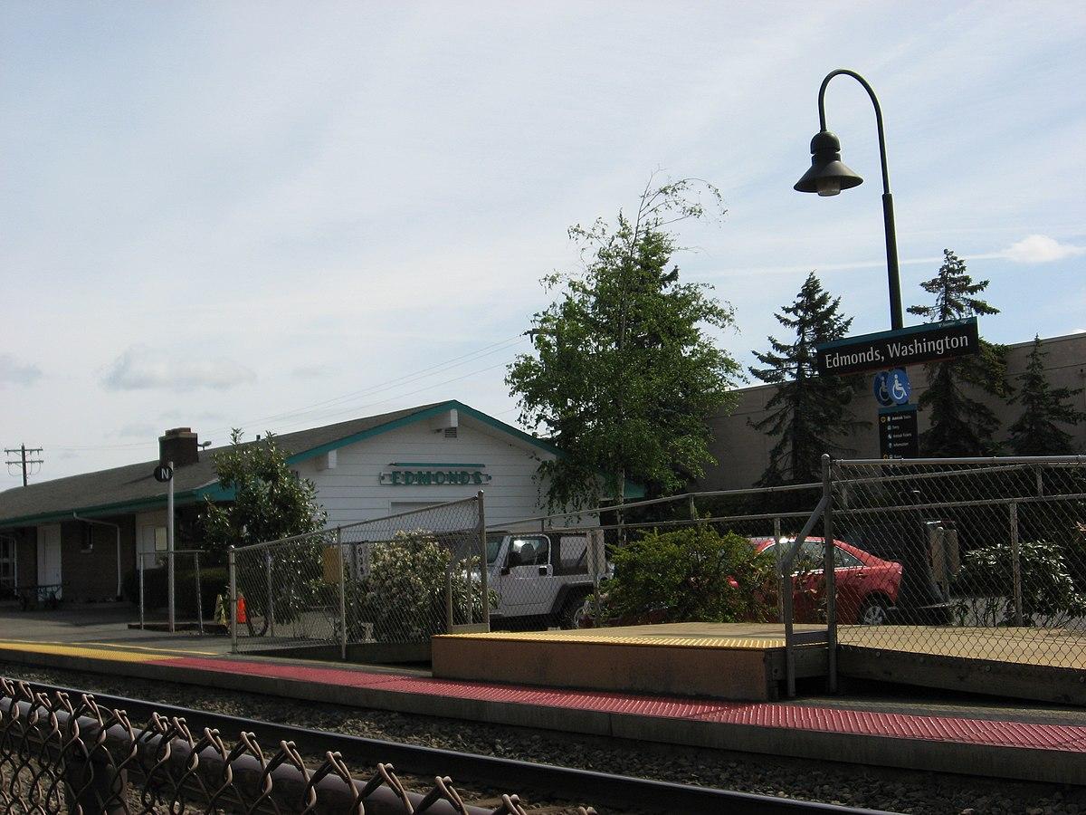 Edmonds Station Washington Wikipedia