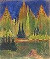 Edvard Munch - Dark Spruce Forest (2).jpg