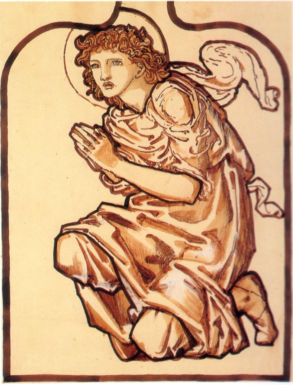 Edward Burne-Jones Daniel 1873