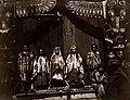 Edward S. Curtis, Kwakiutl bridal group, British Columbia, 1914 (version 2).jpg