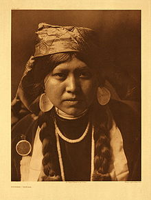 Dona Yakama Fotografia D Edward Curtis