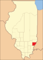 Edwards County Illinois 1821.png