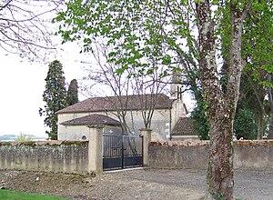 Preignan - Image: Eglise de Preignan 2