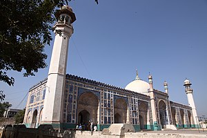 Shahi Eid Gah Mosque - Image: Eidgah Mosque panorama