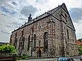 Einer im 16. Jahrhundert gebildeten Gründungssage zufolge wurde das Kloster 847 als Frauenkloster in Lamspringe durch Graf Ricdag, einem sächsischen Adligen aus der Familie der Immedinger, an der Quelle der Lamme und - panoramio (1).jpg