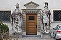 Eingang zur St. Gallus Kapelle der Fürstabtei St. Gallen.jpg
