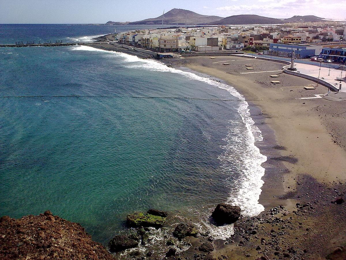 Playa Del Cura Neues Hotel