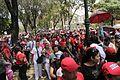 El pueblo venezolano acompañó los restos de su presidente Hugo Chávez Frías en la Academia Militar (8539062694).jpg
