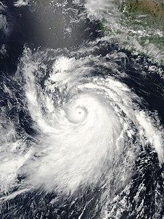 Hurricane Elida (2002) Category 5 Pacific hurricane in 2002