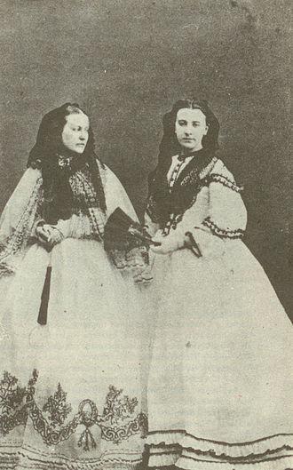 Austrian nobility - Image: Elisabeth Clary Aldringen