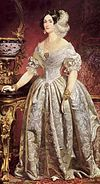 Elisabeth of Savoy, Archduchess of Austria by an unknown artist.jpg