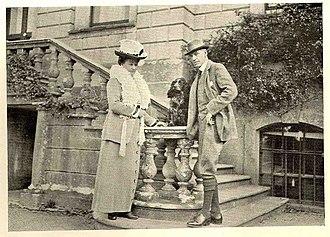 Ellen Cuffe, Countess of Desart - Image: Ellen Cuffe with husband William