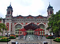 Ellis island immigration museum entrance.JPG