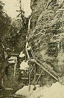 Elmira and Seneca Lake Railway - Entrance to Watkins Glen.jpg