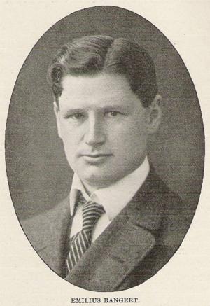 Emilius Bangert