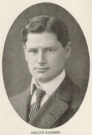 Emilius Bangert - Emilius Bangert