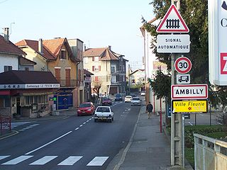 Ambilly Commune in Auvergne-Rhône-Alpes, France