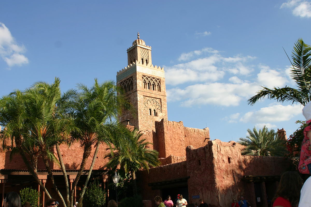 Walt Disney World >> Morocco Pavilion at Epcot - Wikipedia