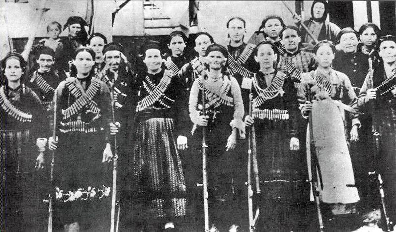 Epirote women Aug1914
