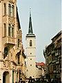 Erfurt, the All Saints Church on the Marktstraße.jpg