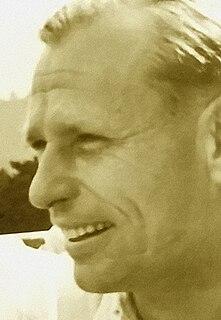 Erich Warsitz German aviator (1906-1983)