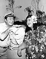 Ernest Borgnine McHales Navy 1963.JPG