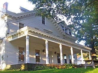 Catskill Center for Conservation and Development - Image: Erpf House, Arkville, NY