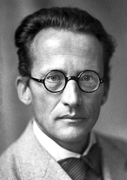 Erwin schrödinger (1933)