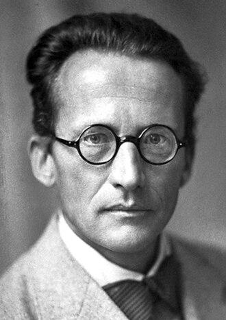 Erwin Schrödinger - Image: Erwin Schrödinger (1933)