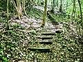 Escaliers ouest d'accès au plateau de Grammont.jpg