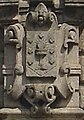 Escudo da Galiza no monumento aos Mártires de Carral (1904).jpg