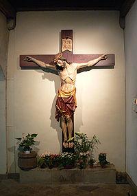Essen Kreuzgang 3 Kruzifix