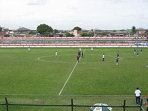 Bangu Atlético Clube - Estádio Proletário Guilherme da Silveira Filho