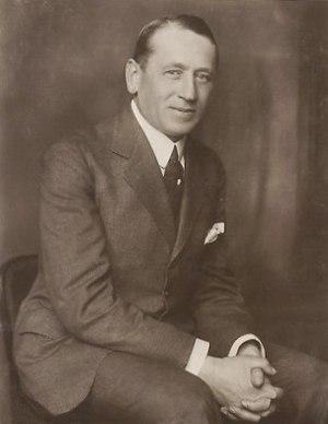 Eugen Burg - Eugen Burg, c. 1920.