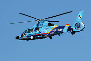 Spanish Tax Agency - Helicopter of the AEAT