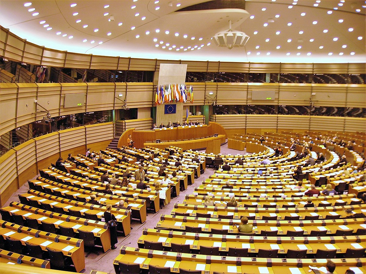 Europ isches parlament wiktionary for Parlamento wikipedia