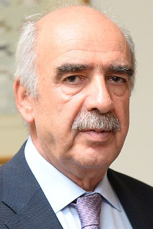 Greek legislative election, September 2015 - Vangelis Meimarakis