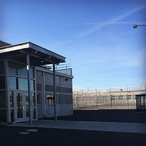 Connell, Washington - The Coyote Ridge Corrections Center