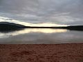 Evening sunset at Loch Morlich.jpg