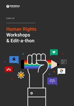 Event Kit Human Rights Workshops & Edit-a-thon. Wikimedia Argentina.pdf