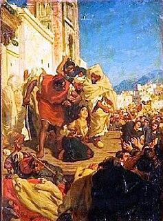 Sol Hachuel Jewish martyr