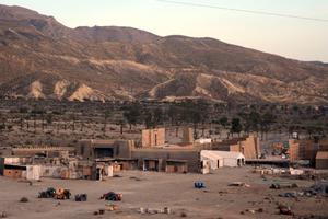 Exodus: Gods and Kings - Exodus set in Pechina, Andalusia, Spain
