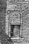 exterieur zolder zuidelijk gedeelte oostgevel. - culemborg - 20051810 - rce