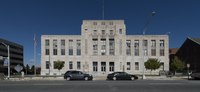 Exterior. The L. Richardson Preyer Federal Building and Court House in Greensboro, North Carolina LCCN2014630088.tif