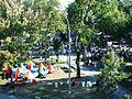 Fête de quartier au Parc Athéna..JPG