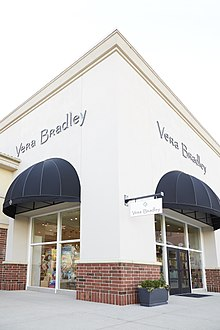 d098157ef0 A Vera Bradley Full Line store at Jefferson Pointe in the Company s  hometown of Fort Wayne