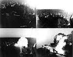 F2H crash on USS Essex (CV-9) 1951.jpg